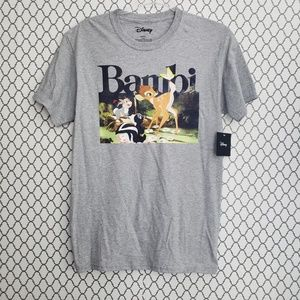 Disney BAMBI T-shirt Small NWT